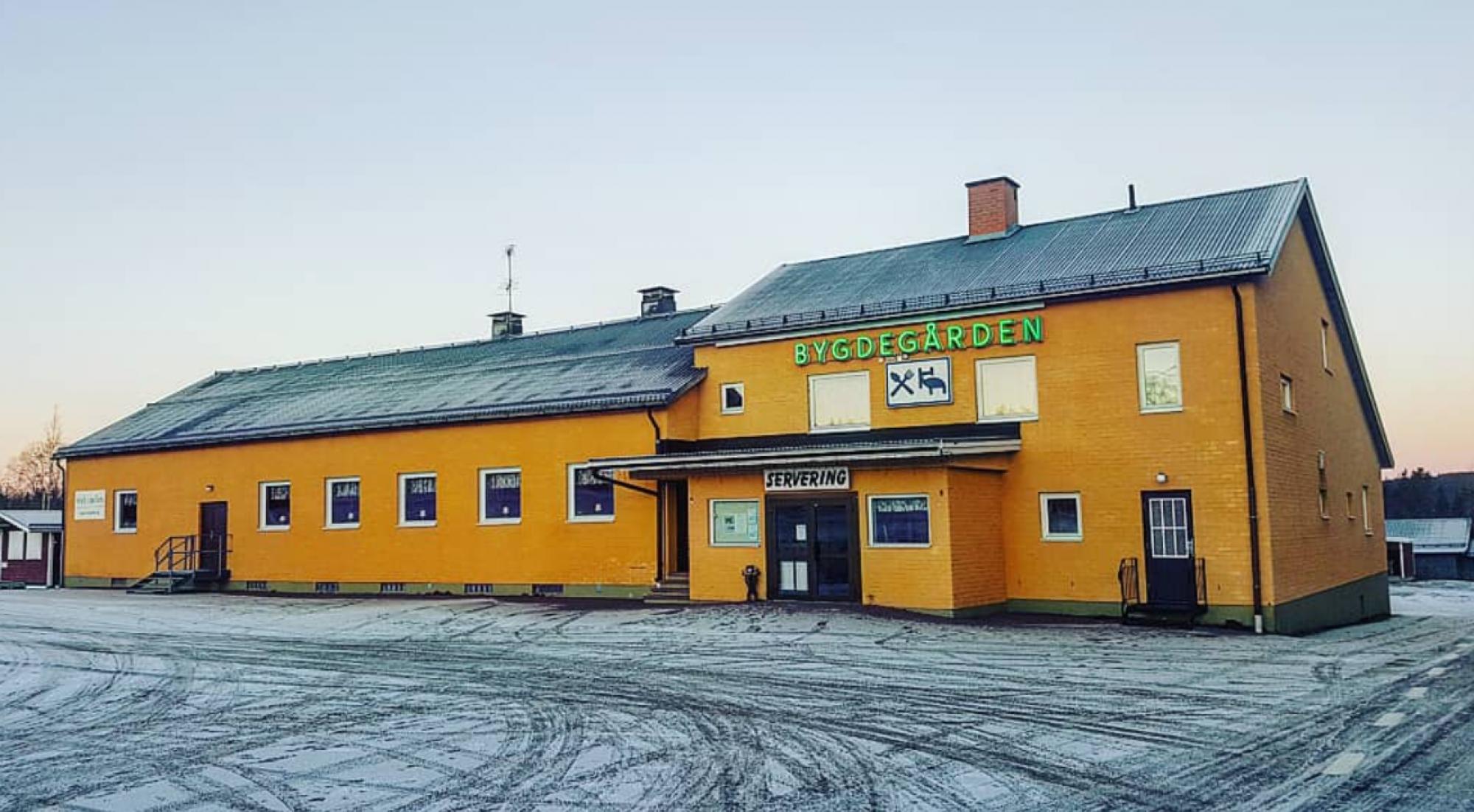 Evertsbergs Bygdegård